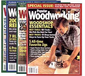 best woodworking magazine
